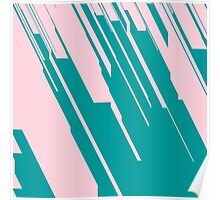 Jagged Edges Poster