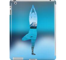 Tree Pose - Yoga iPad Case/Skin