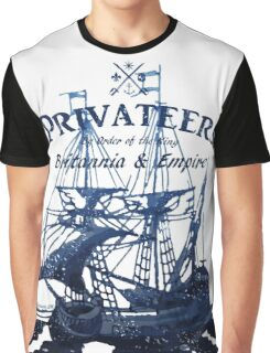 Privateers Graphic T-Shirt