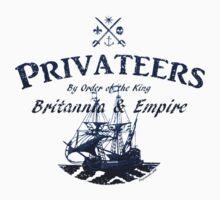 Privateers Baby Tee