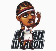 Allen Iverson Kids Tee