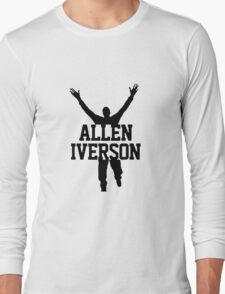 allen iverson Long Sleeve T-Shirt