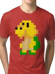 Koopa Troopa Tri-blend T-Shirt