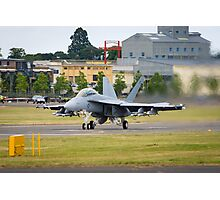 F/A-18 Take Off Photographic Print