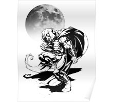 Moon Knight Poster
