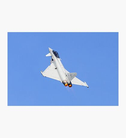 Typhoon Afterburner Photographic Print