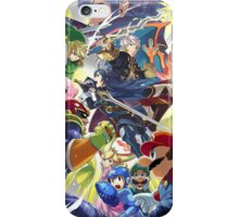 Super Smash Bros Phone Case iPhone Case/Skin
