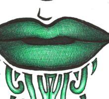 Wahine Sticker