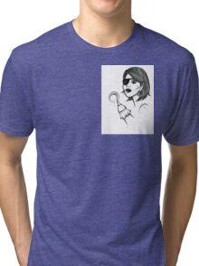 Scurvy doll Tri-blend T-Shirt