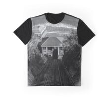 south cliff Scarbrough Graphic T-Shirt