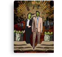 The Hop Wars Canvas Print