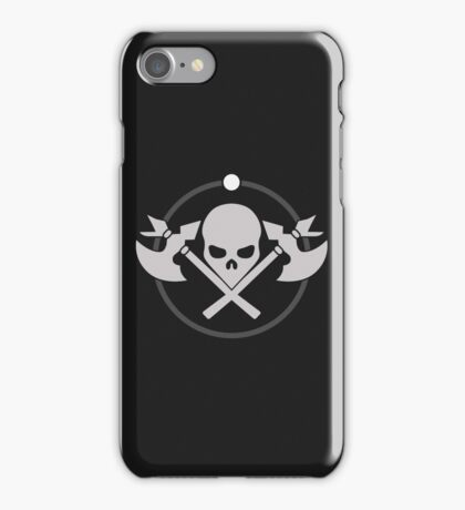 The Omen of the Exodus Emblem iPhone Case/Skin