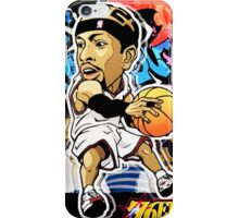 Allen Iverson Graffity iPhone Case/Skin