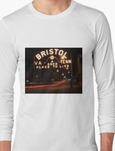 Bristol Long Sleeve T-Shirt