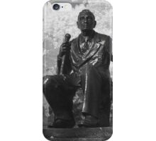 Grand Old Man of The Grand Army iPhone Case/Skin