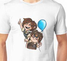 To Paradise Falls We Go Unisex T-Shirt