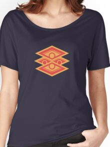 The Sigil of the Burning Dawn Emblem Women's Relaxed Fit T-Shirt