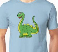 Happy Dinosaur  Unisex T-Shirt