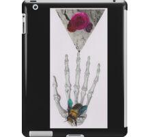 A Helping Hand iPad Case/Skin