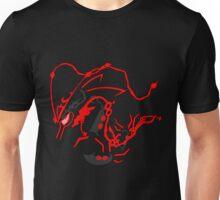 Shiny Mega Rayquaza Unisex T-Shirt