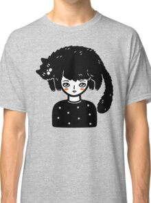Cat Hair Classic T-Shirt