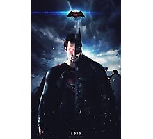 Batman v Superman: Dawn of Justice   Photographic Print