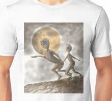 Grays On The Run   Unisex T-Shirt