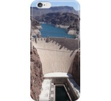 Hoover Dam iPhone Case/Skin