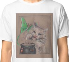 Kitty Cauldron Classic T-Shirt