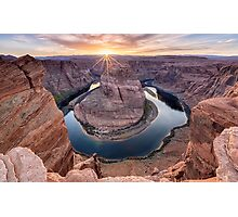 Horseshoe Bend, Arizona Photographic Print