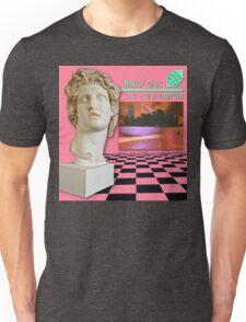 Aesthetic Vaporwave Statue Unisex T-Shirt