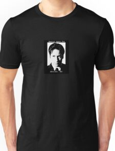 Special Agent Fox Smoulder, FBI Unisex T-Shirt