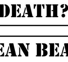Sean Bean  Sticker