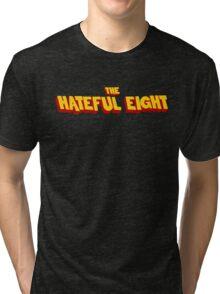 The Hateful Eight Tri-blend T-Shirt