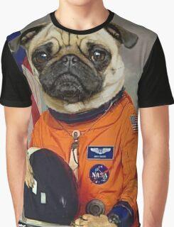 Astropug Graphic T-Shirt