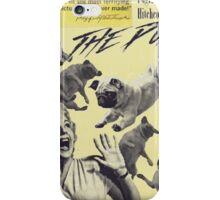 The Pugs Attack iPhone Case/Skin