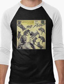 The Pugs Attack Men's Baseball ¾ T-Shirt