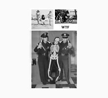 WTF - Threesome penguin bear and cops Unisex T-Shirt