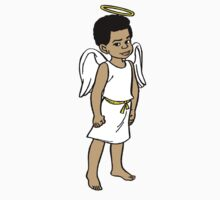 Gary Coleman 02 - Angel One Piece - Short Sleeve