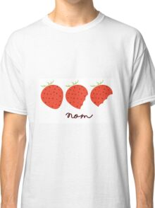 Strawberry Noms Classic T-Shirt