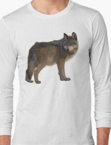 Wolf Mountain Long Sleeve T-Shirt