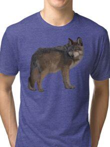 Wolf Mountain Tri-blend T-Shirt