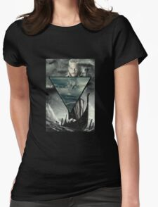 vikings epic Womens Fitted T-Shirt