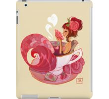 Tea Mermaid iPad Case/Skin