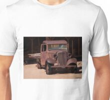 Rust Hot Rod Truck #4 Unisex T-Shirt