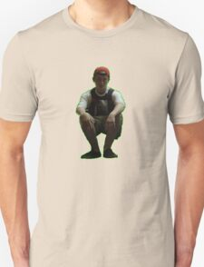 Sitting Death Unisex T-Shirt