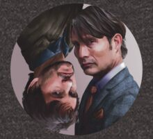 Hannibal Lecter / Will Graham by Shuploc