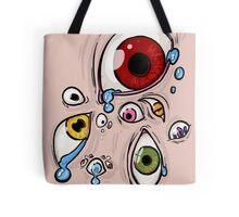 What an Eye-dea Tote Bag