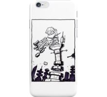 From Above® comic iPhone Case/Skin