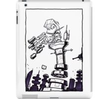 From Above® comic iPad Case/Skin